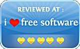 Review bei I Love Free Software