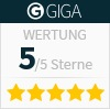 Review bei Giga.de